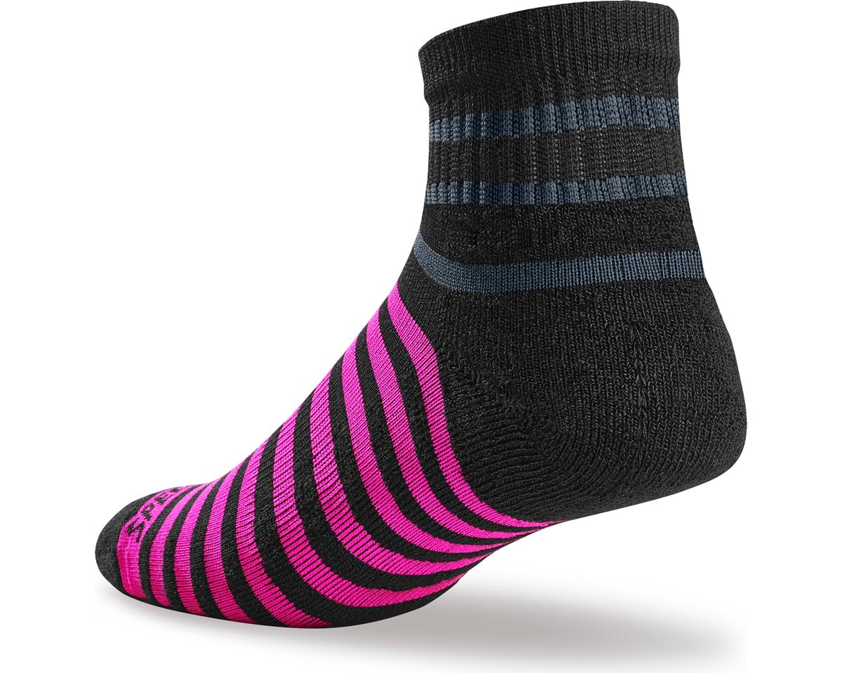 Specialized Women's Mountain Mid Socks (Black) (X-Small/Small)