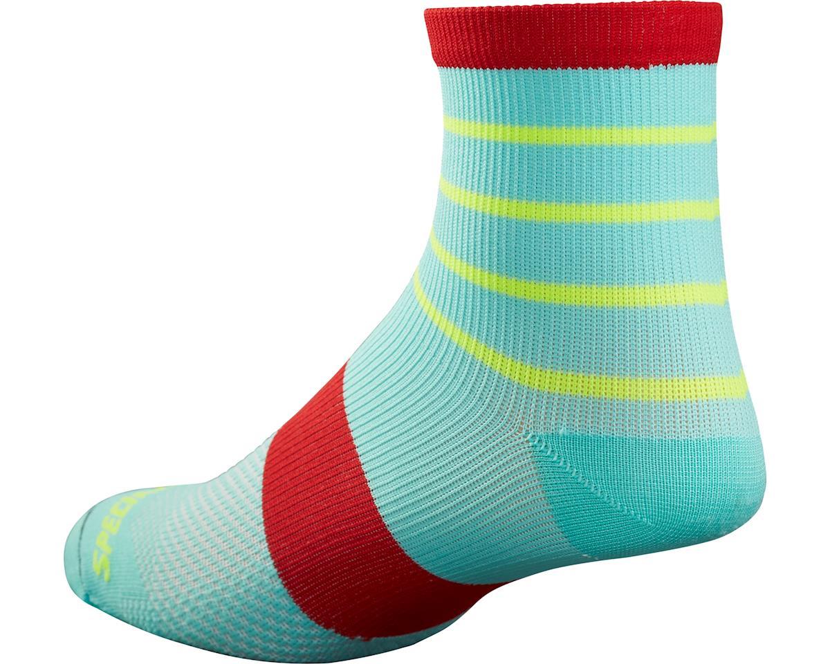 Specialized SL Mid Socks (Light Turquoise)