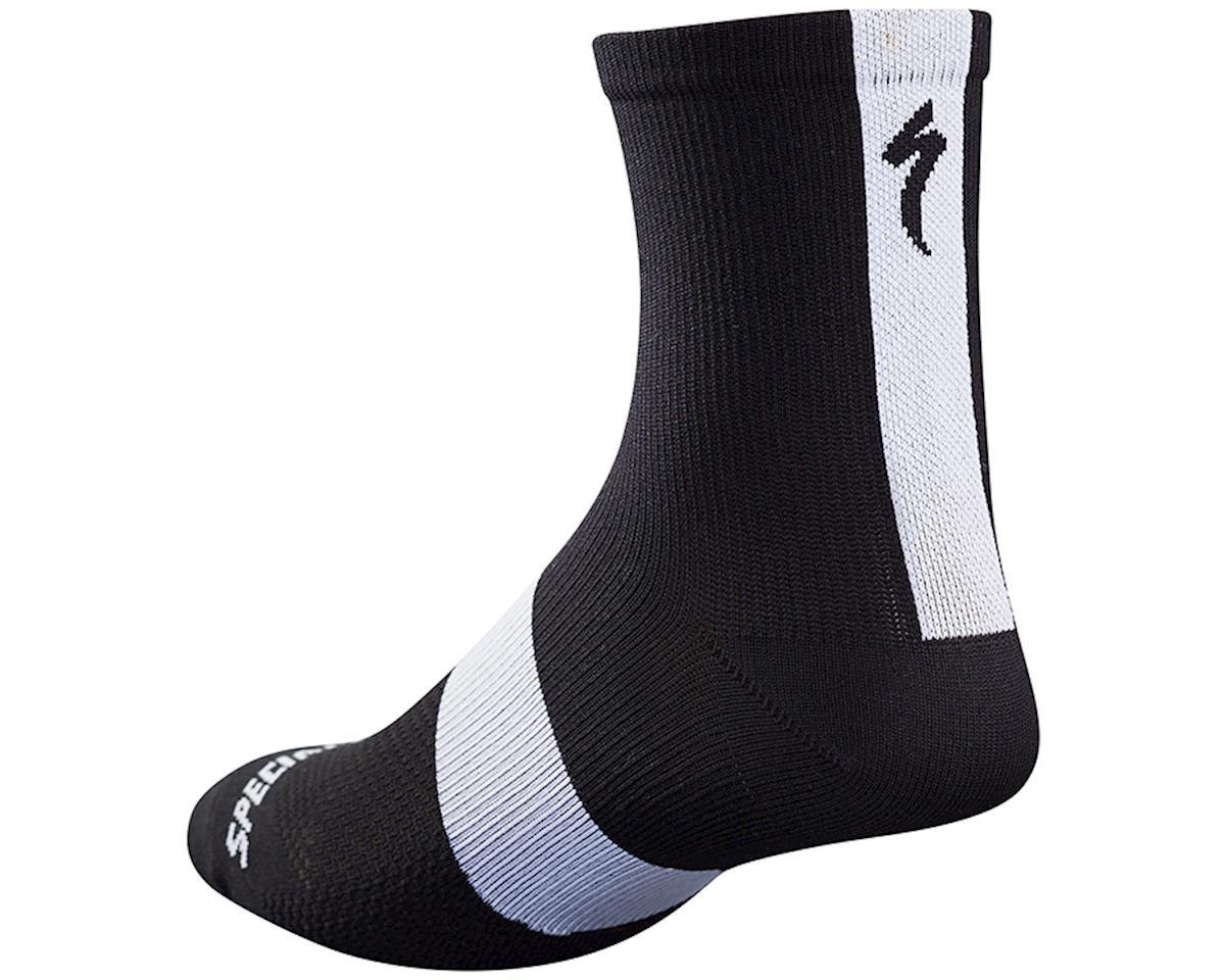 Specialized SL Women's Tall Socks (Black) (M/L)