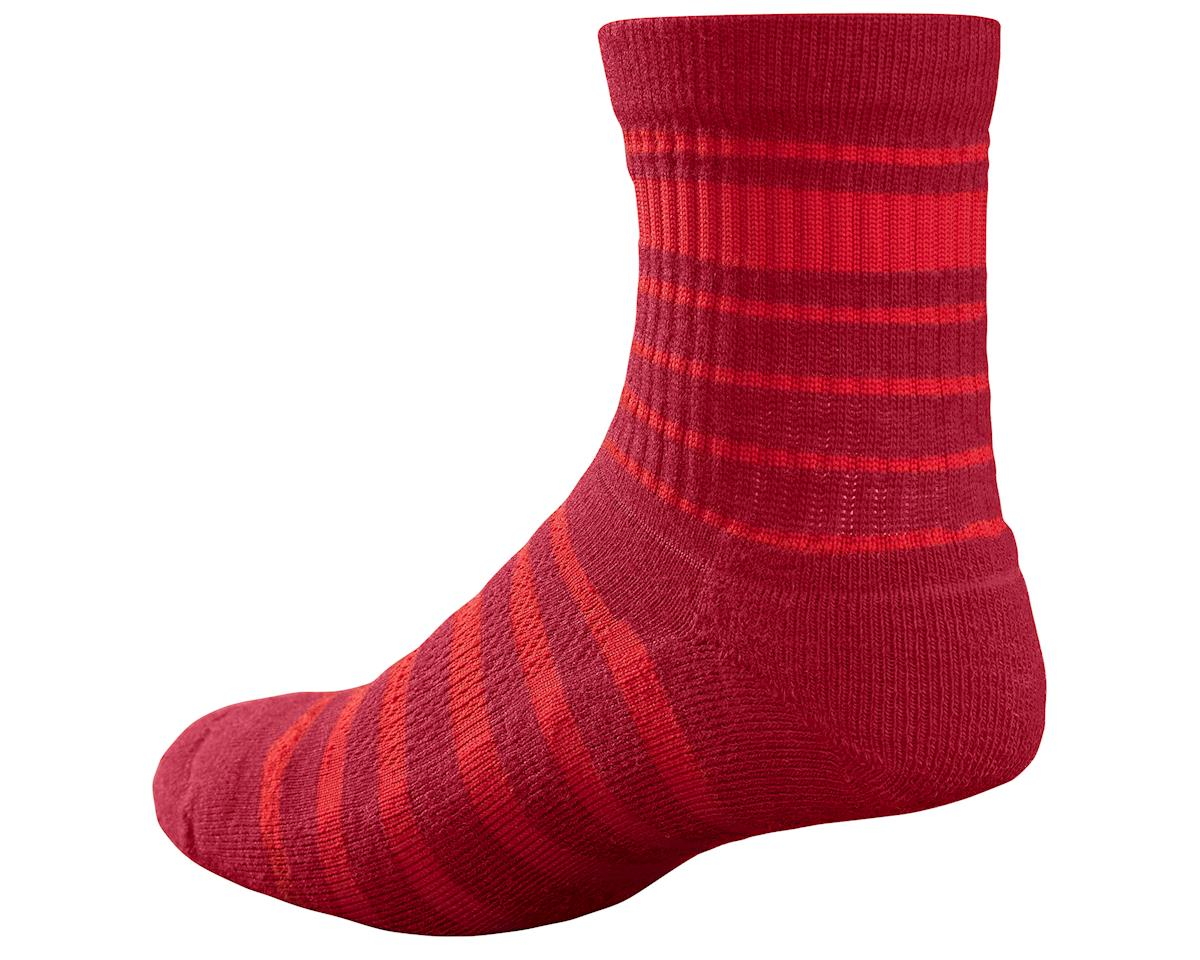 Specialized 2017 Mountain Tall Socks (Red) (S/M)