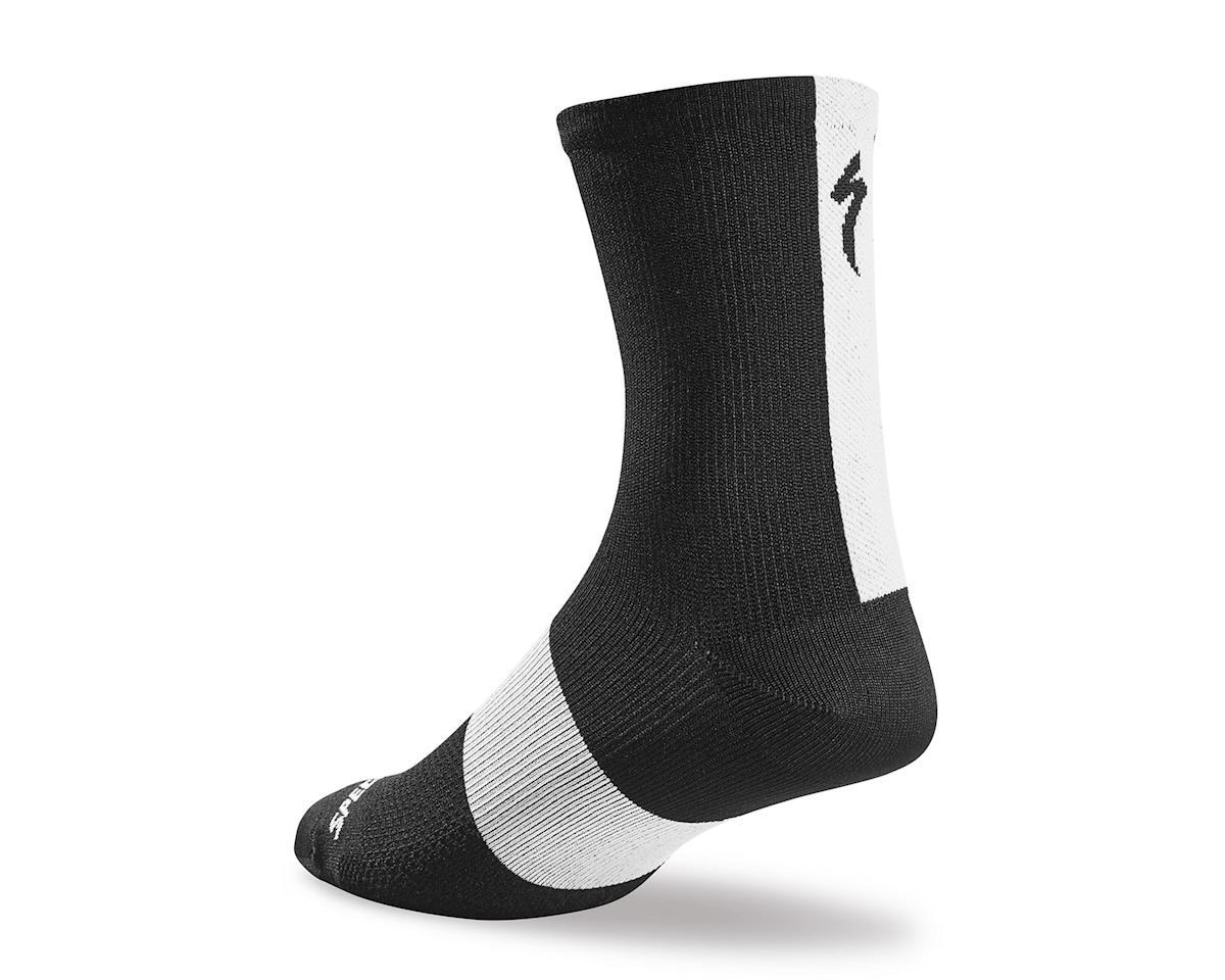 Specialized Sl Tall Socks Black S M 64717 0012 Mountain