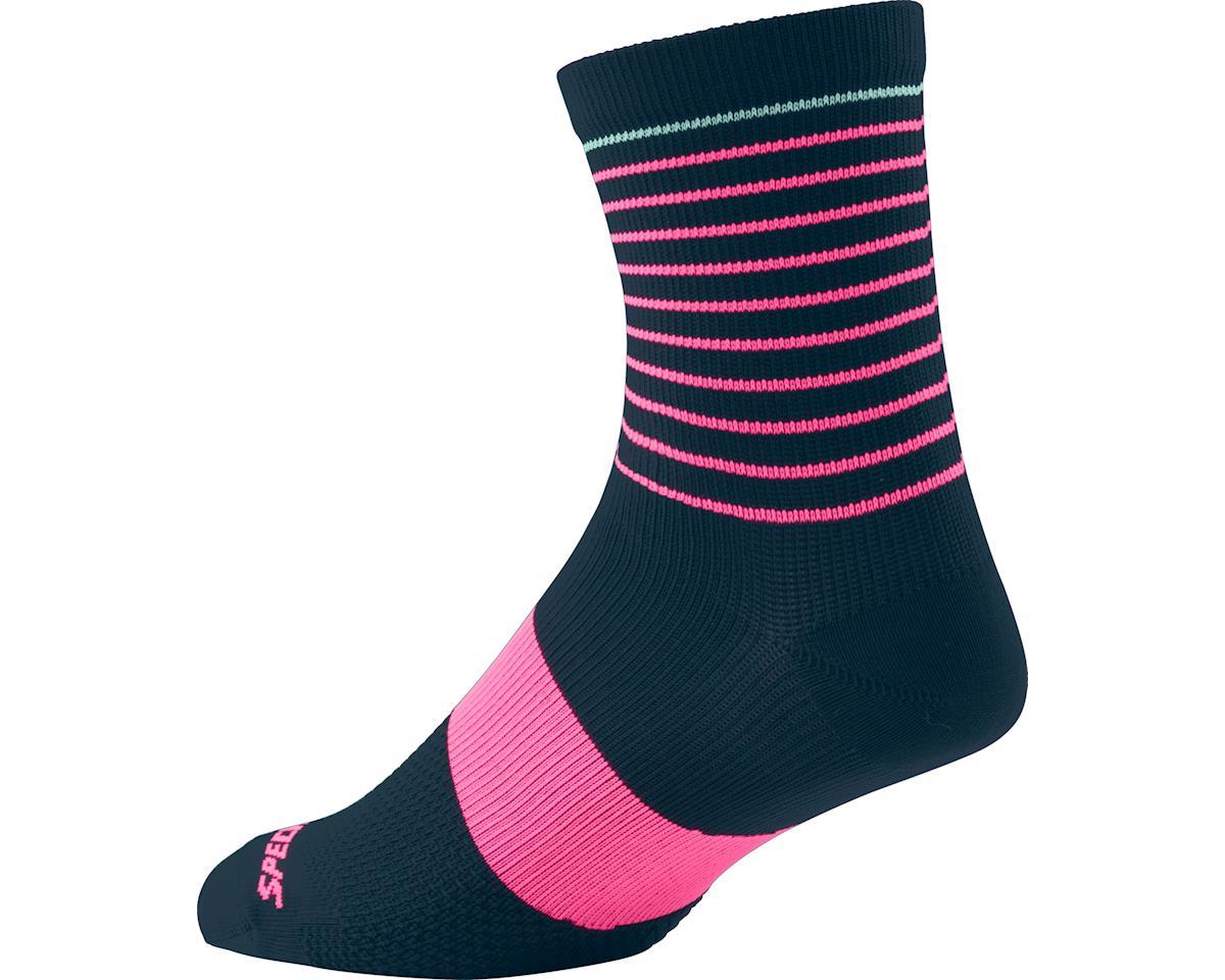 Specialized Women's SL Mid Socks (Navy) (XS/S)