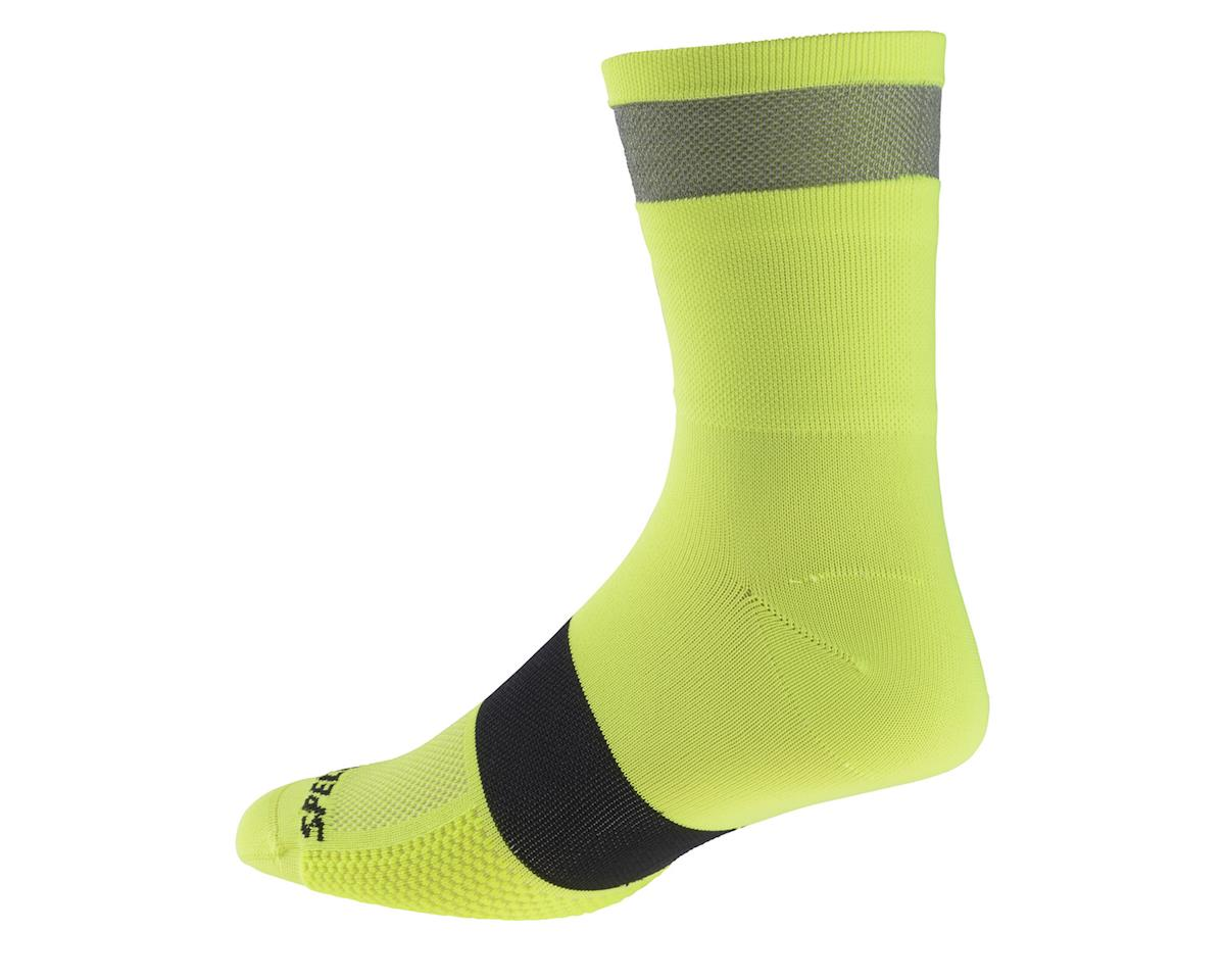 Specialized Reflect Tall Socks (Neon Yellow)