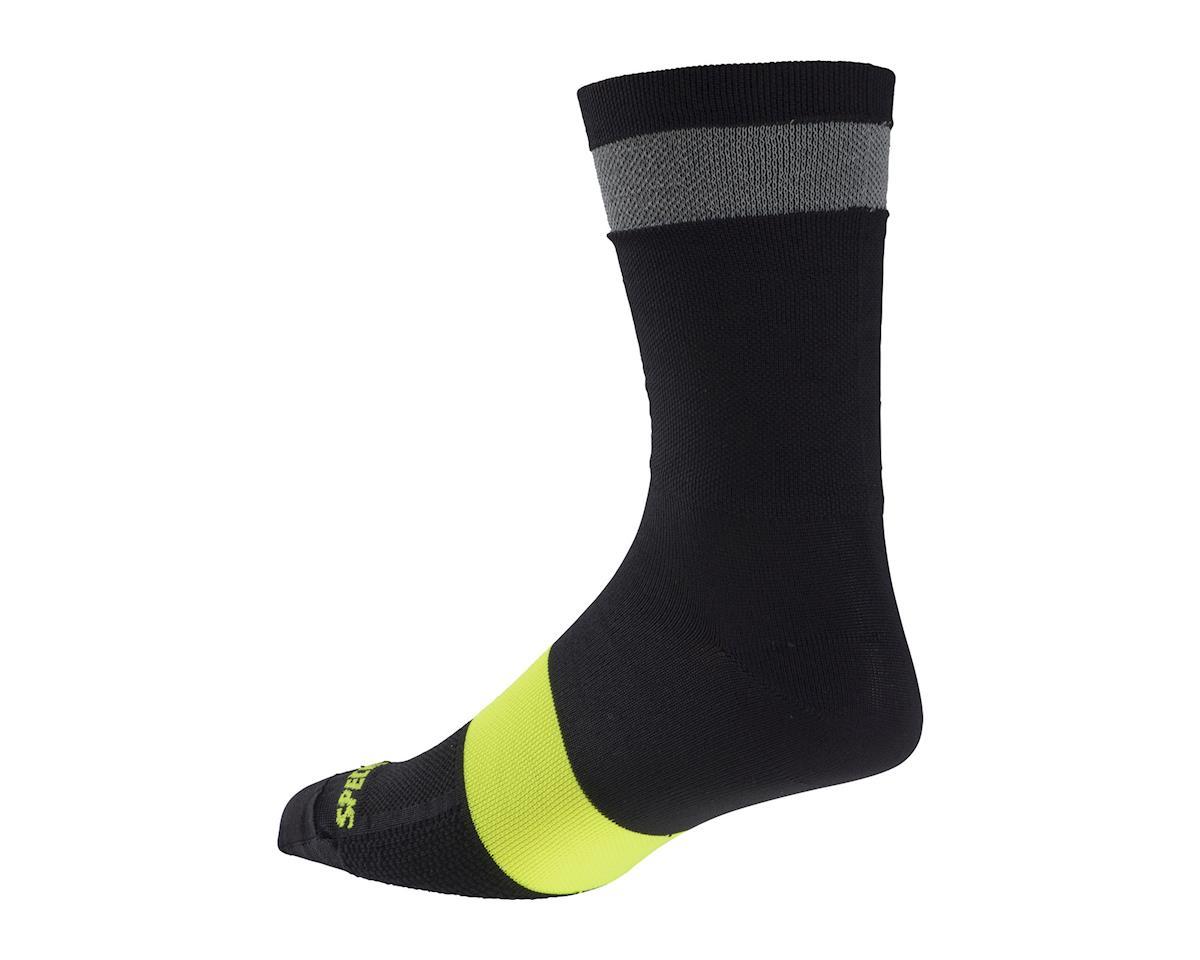 Specialized Reflect Tall Socks (Black) (L/XL)