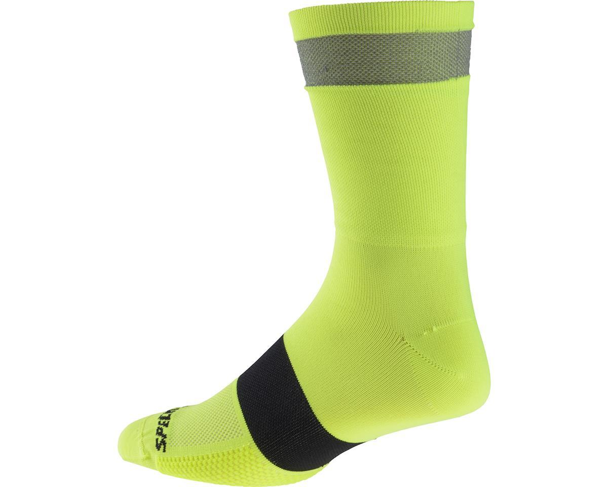 Specialized Women's Reflect Tall Socks (Neon Yellow)