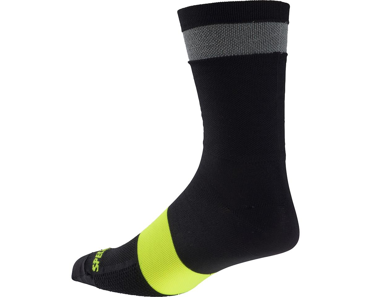 Specialized Women's Reflect Tall Socks (Black)