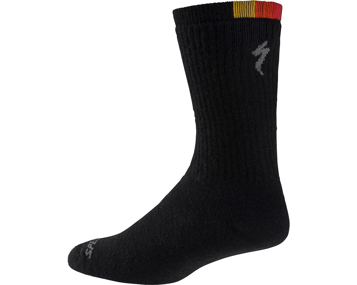 Specialized Merino Tall Socks (Black)
