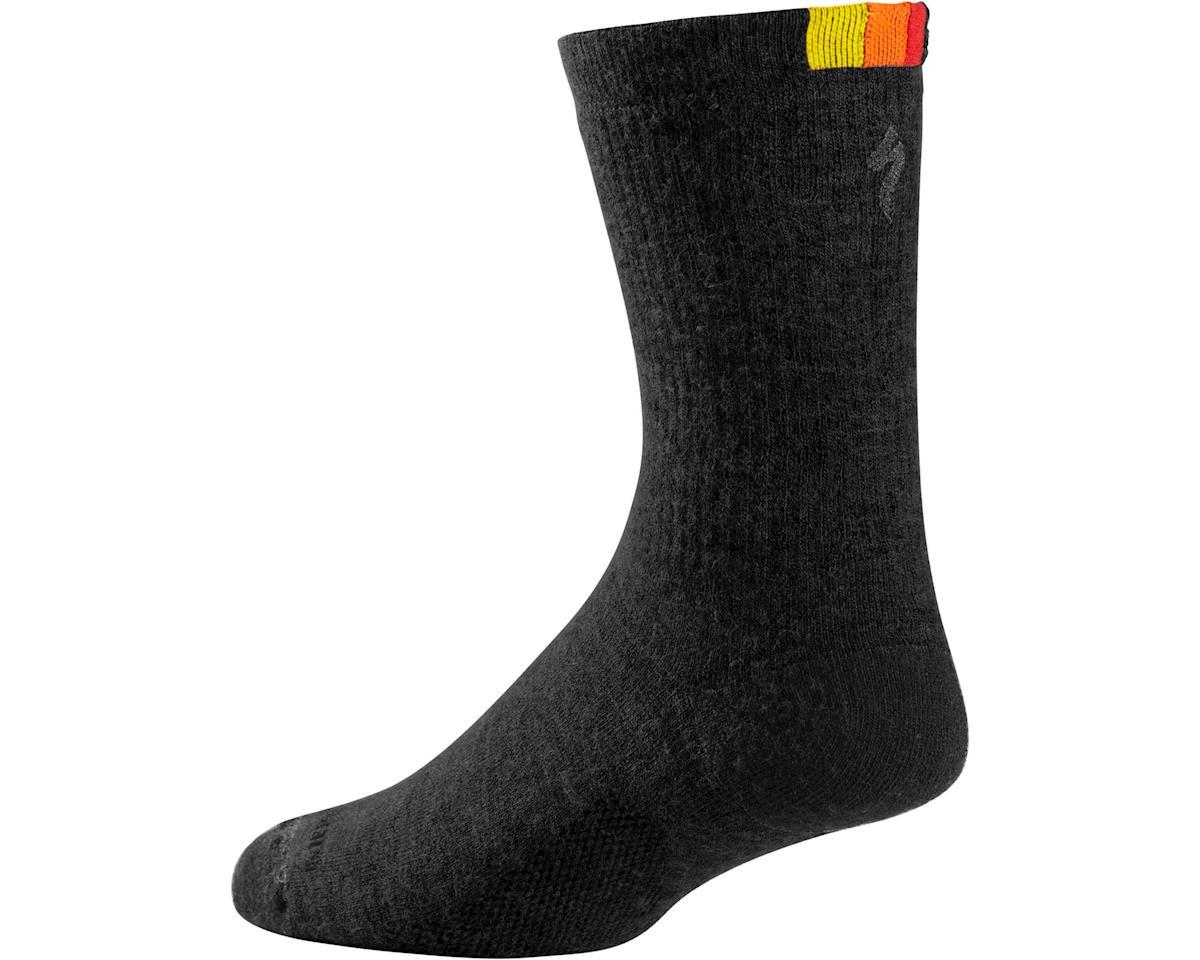 Specialized Women's Merino Tall Socks (Black) (XS/S)