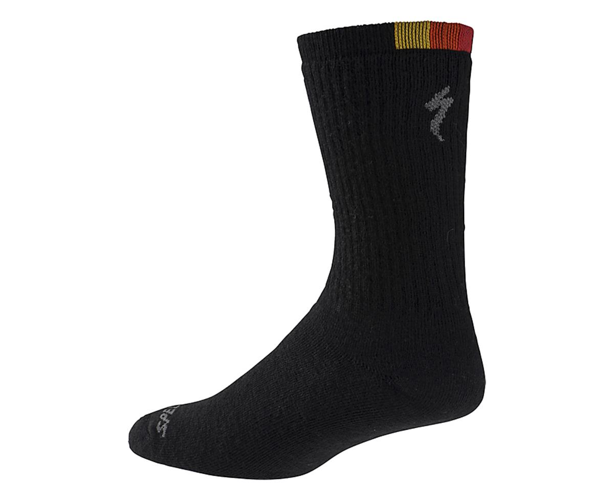 Specialized Winter Wool Tall Sock (Black)