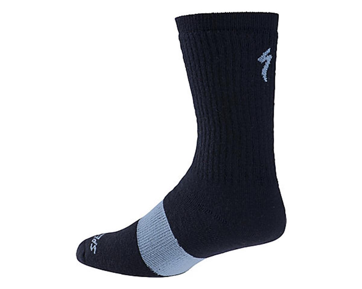 Specialized Winter Wool Tall Sock (Navy)