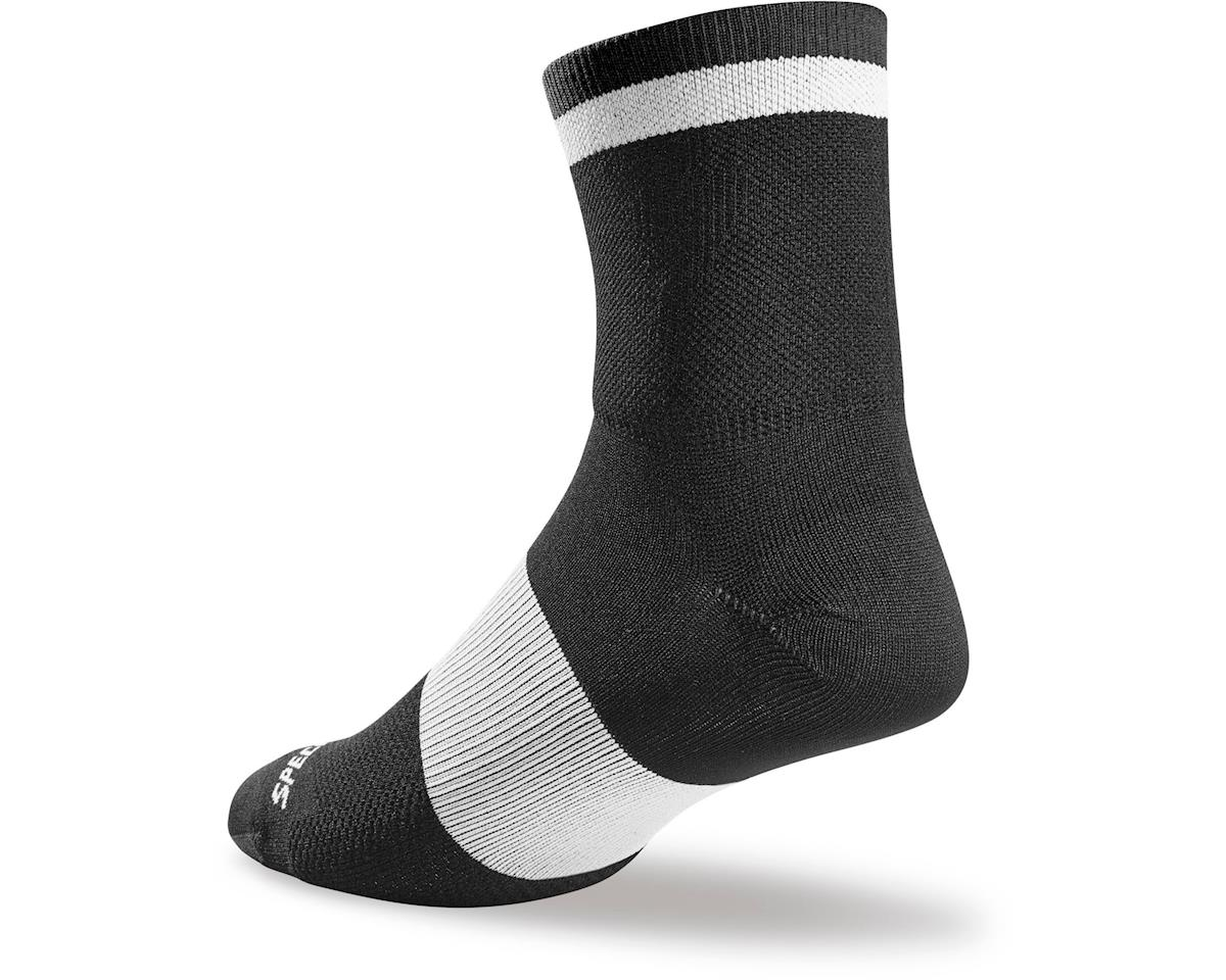 Specialized Sport Mid Socks (3-Pack) (Black)