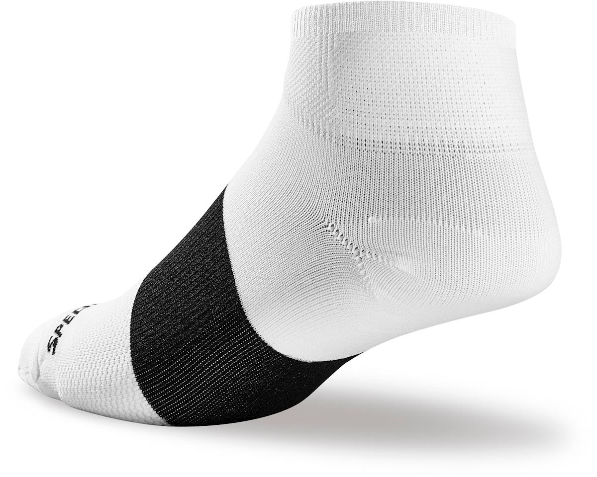 Specialized Women's Sport Low Socks (3-Pack) (White) (M/L (3/PK))
