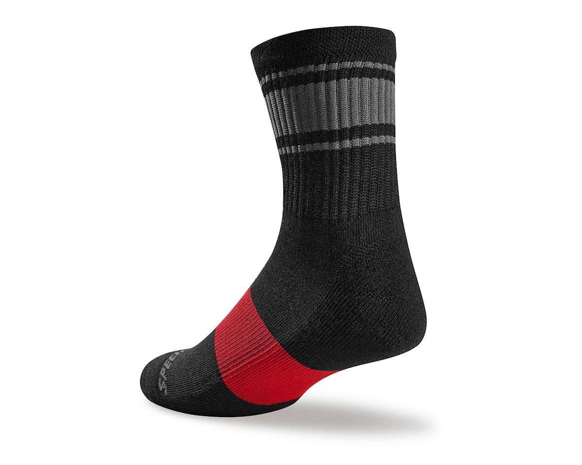 Specialized Mountain Tall Socks (Black)