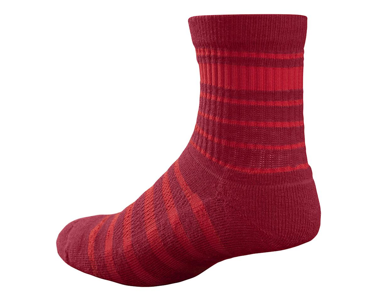 Specialized Mountain Tall Socks (Red) (L/XL)