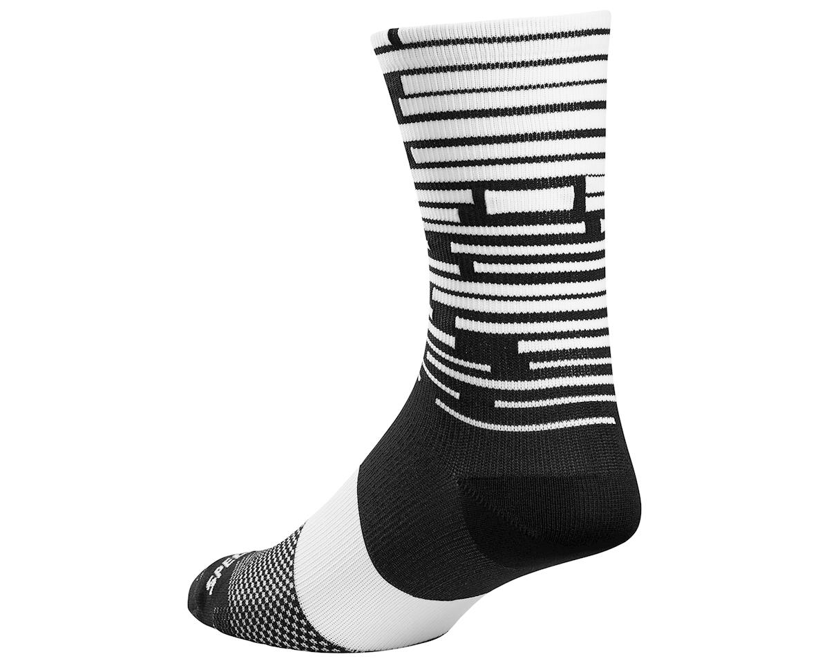Specialized SL Tall Socks (Black Stripe)