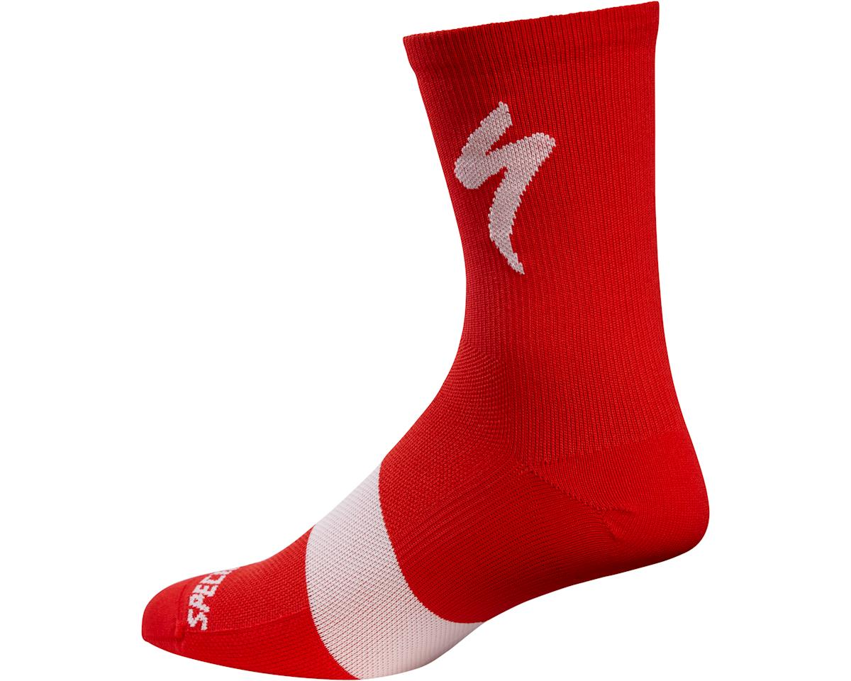 Specialized Road Tall Socks (Red)