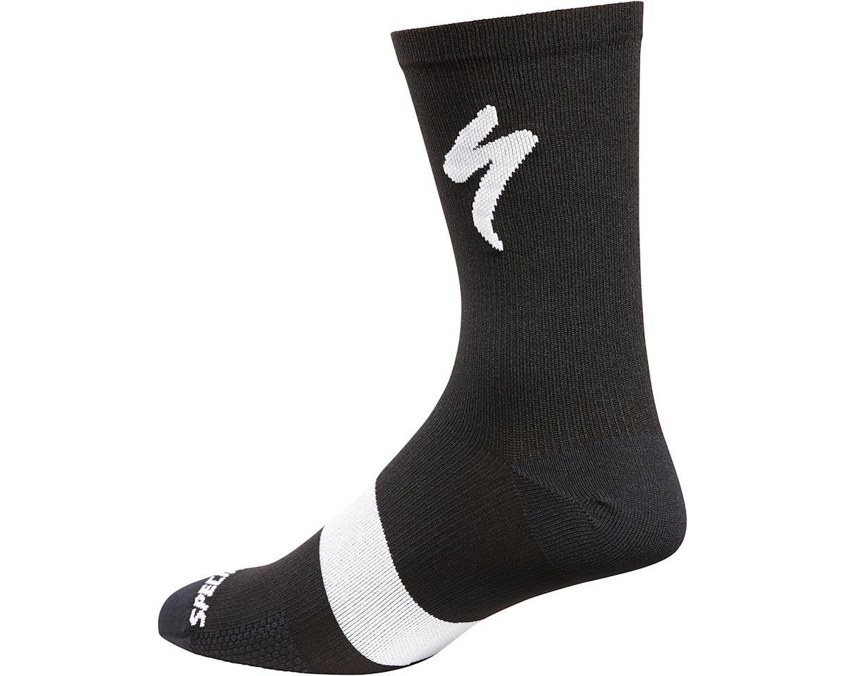 Specialized Road Tall Socks (Black) (L)