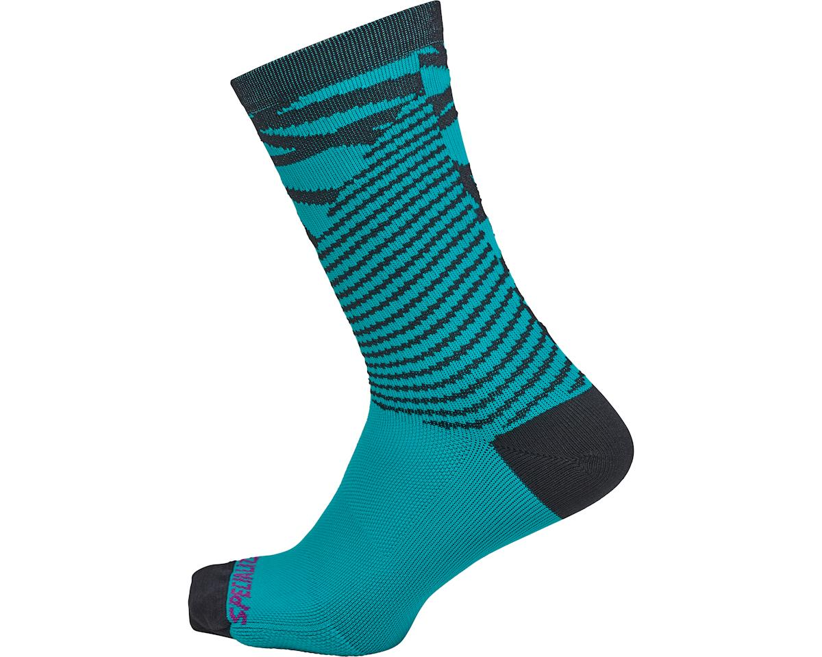Specialized Road Tall Socks - Mixtape Collection (Lines) (Small/Medium)