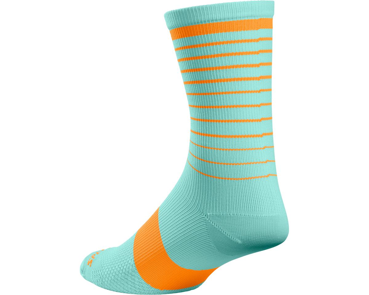 Specialized SL Tall Women's Socks (Light Turquoise) (Medium/Large)