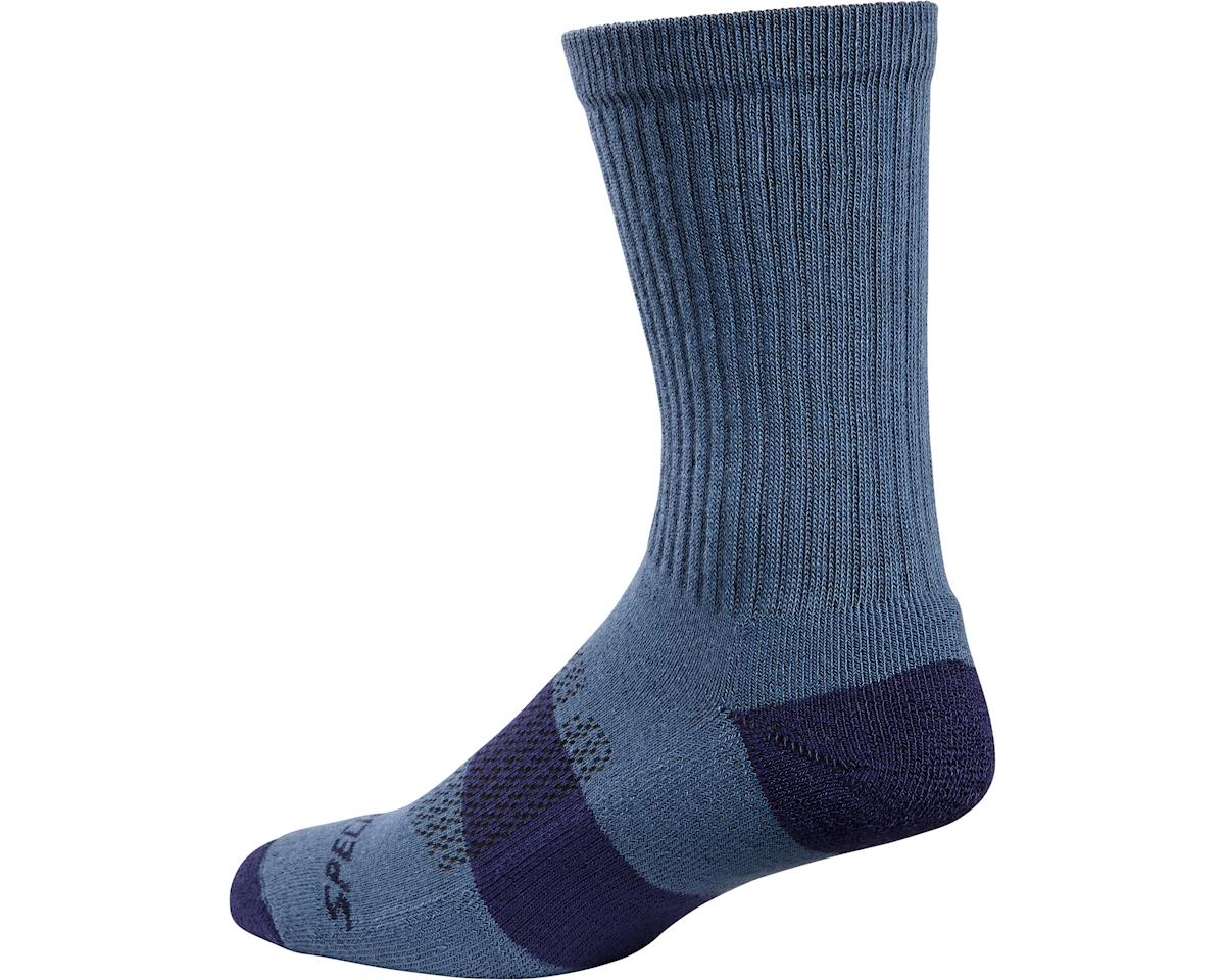 Specialized Merino Tall Socks (Dust Blue) (S)