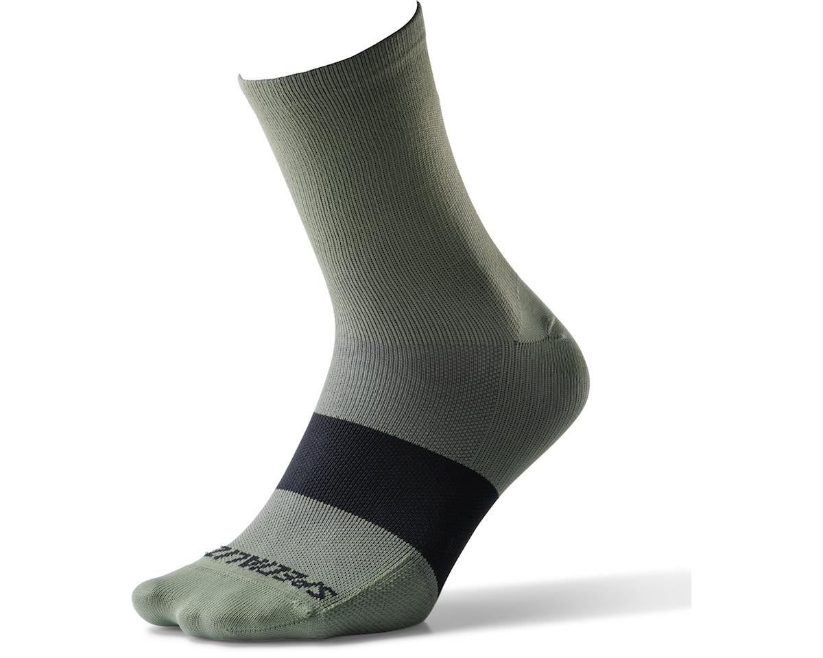 Specialized Road Mid Socks (Oak Green) (S)