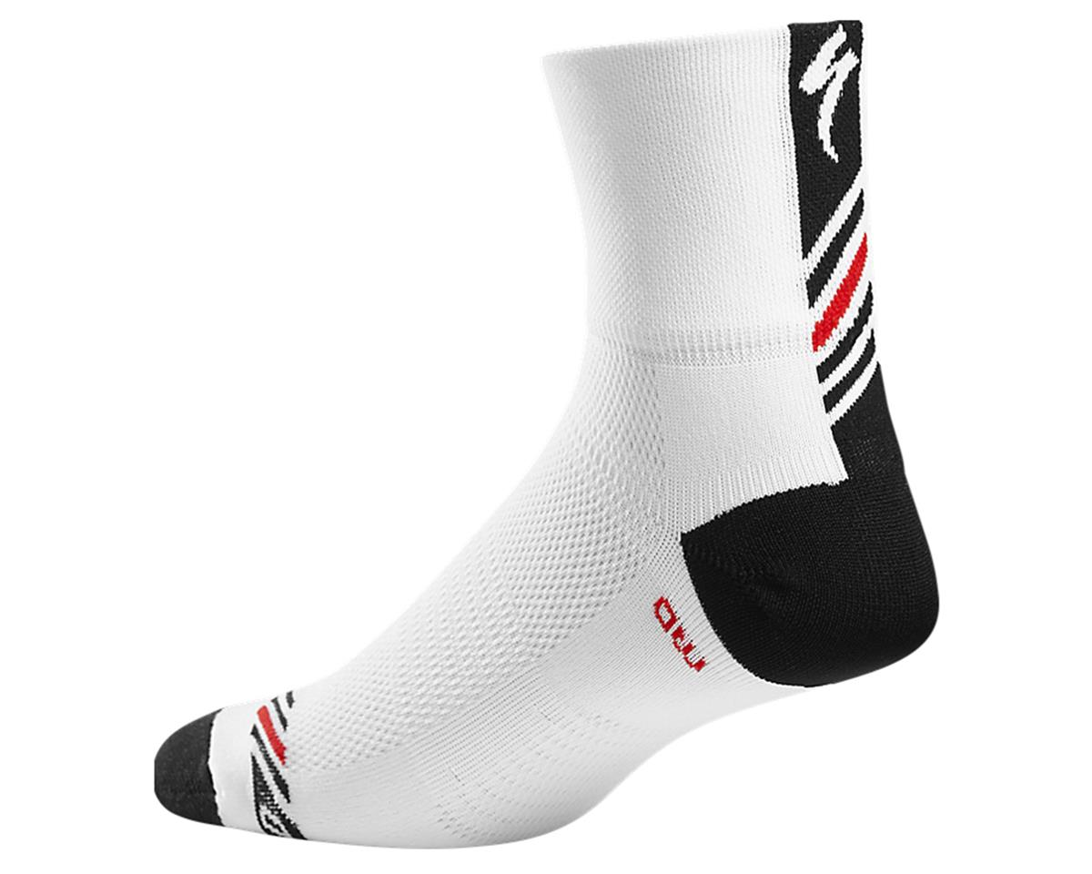 Specialized SL Expert Mid Sock (White)