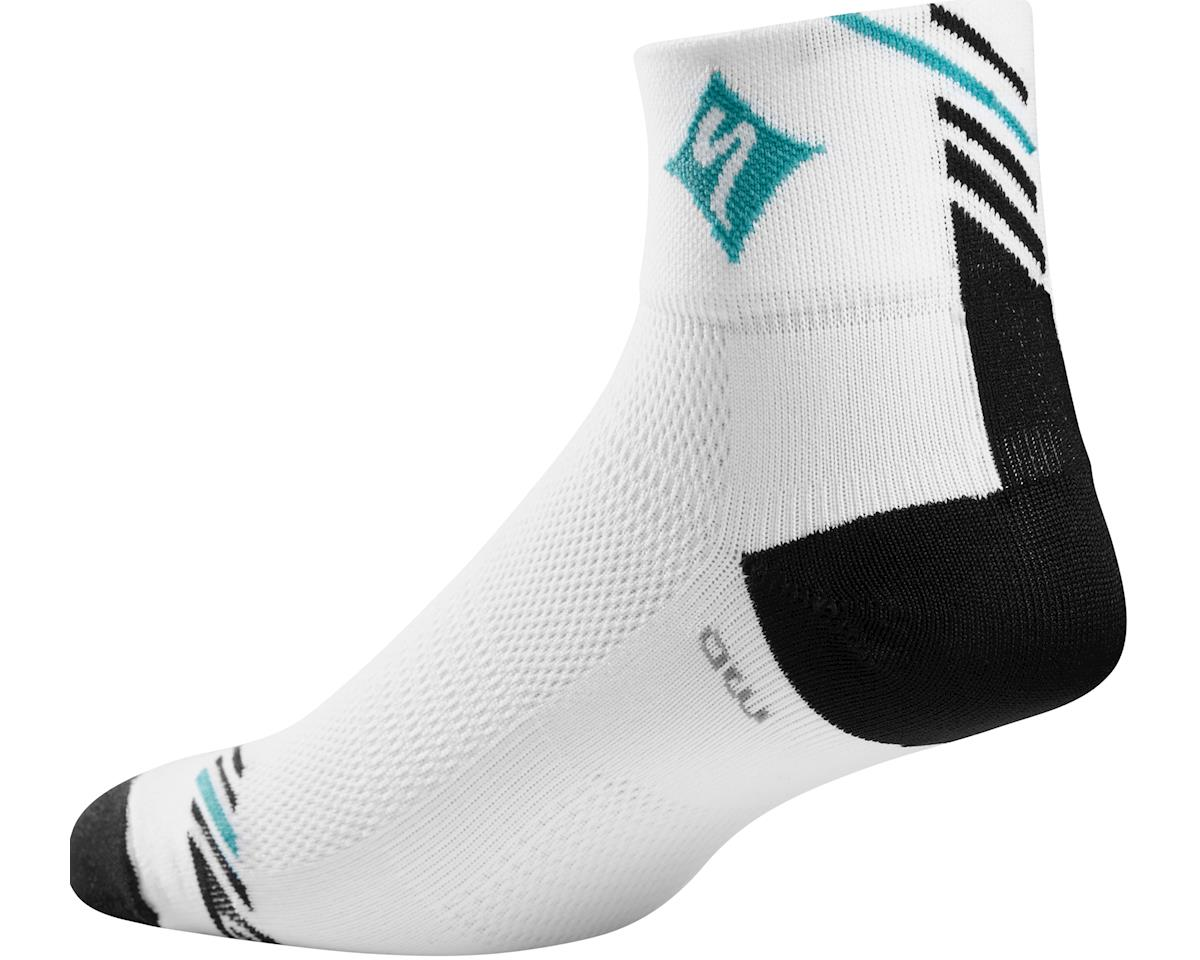 Specialized Women's SL Pro Mid Sock (White)