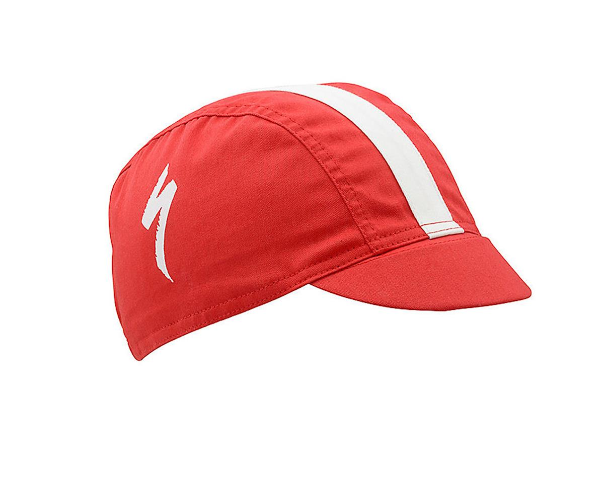 Specialized Podium Cycling Cap (Red)