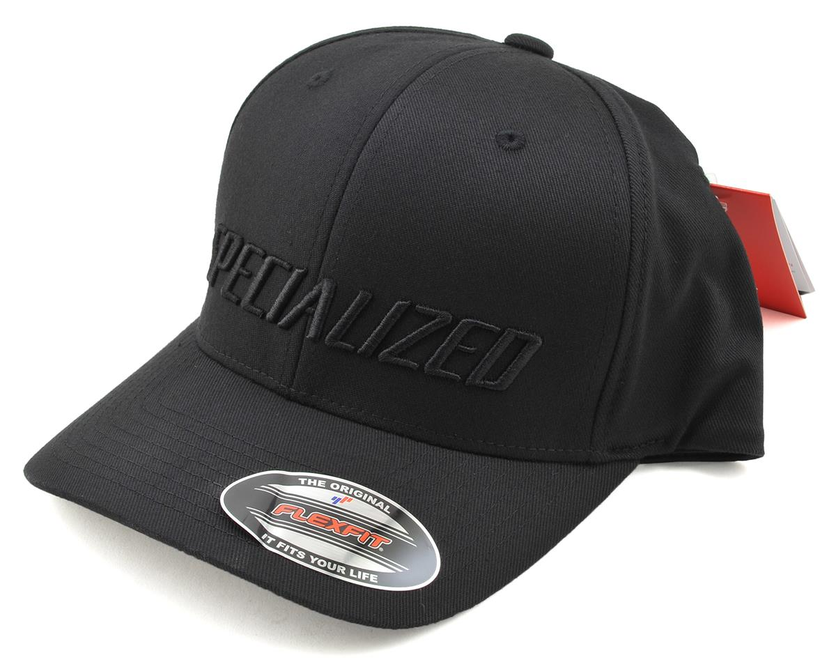 Specialized Podium Hat Traditional Fit (Black/Black) (S/M)