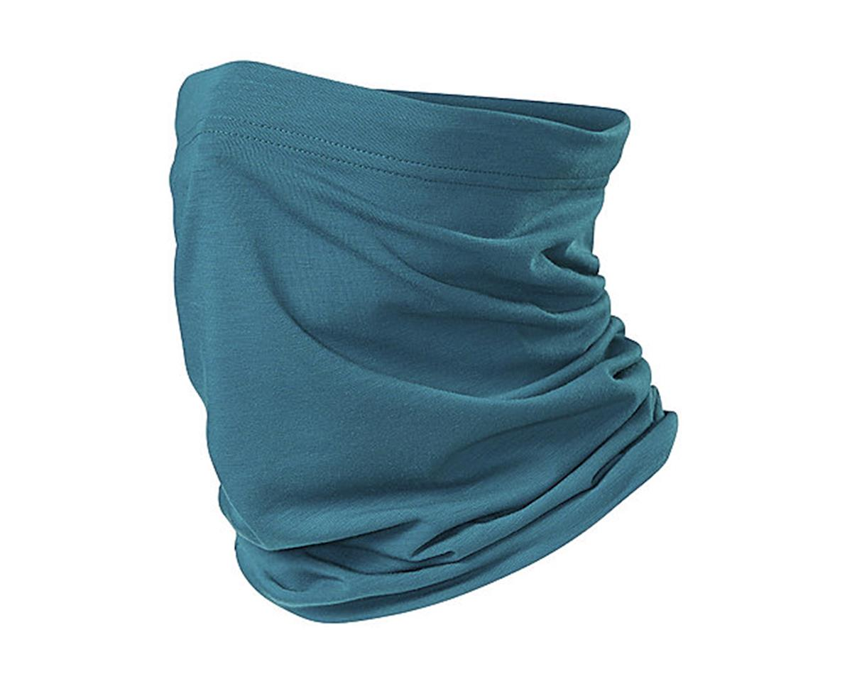 Specialized 2018 drirelease Merino Neck Gaiter (Deep Turquoise Heather)