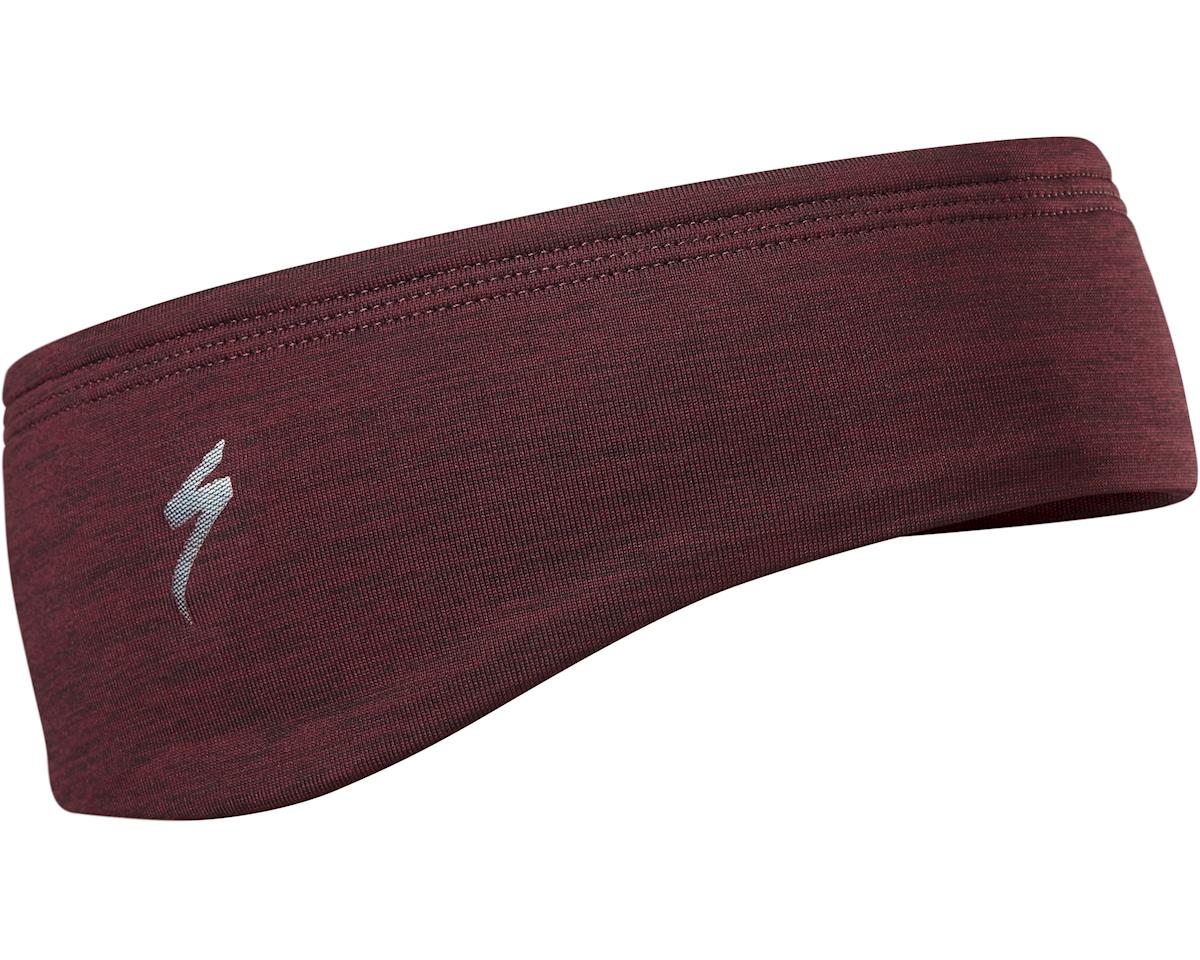 Specialized Shasta Headband (Black Ruby Heather) (OSFA)
