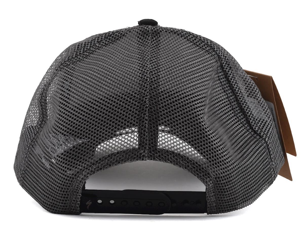 9607f052c Specialized Flexfit Trucker Hat (Heather Gray/Black/Bright Pink) (One Size)