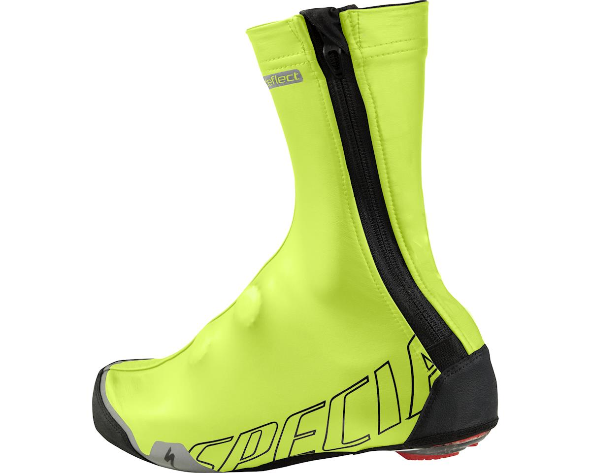 Specialized Deflect Shoe Covers (Neon Yellow) (S) (38-40 regular)
