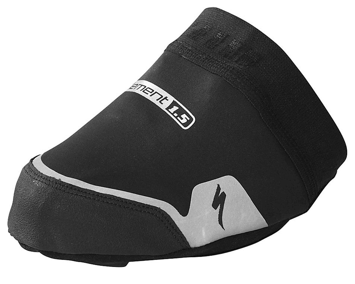 Specialized Element 1.5 Windstopper Toe Cover (Black)