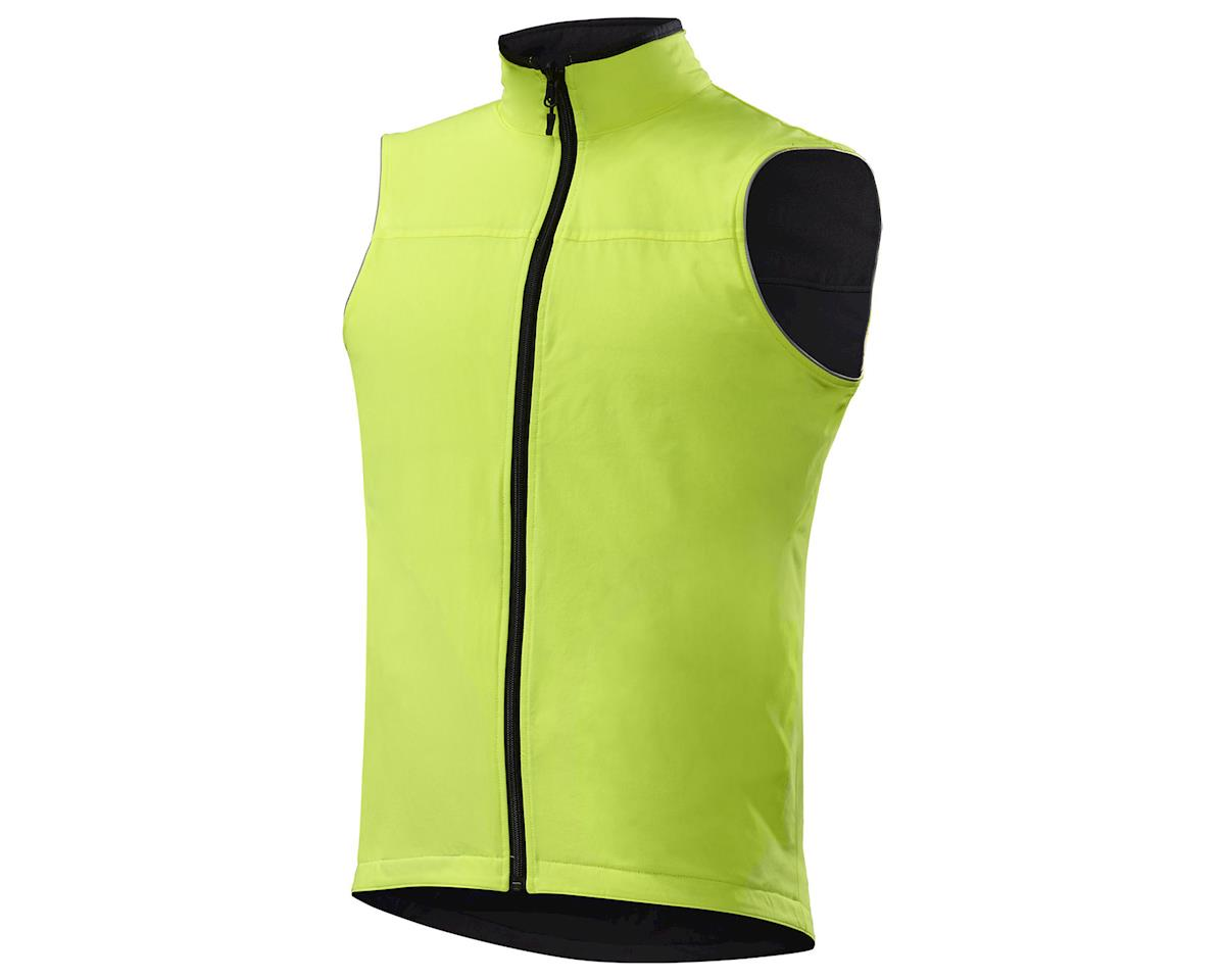 Specialized Utility Reversable Vest (Black/Neon Yellow)