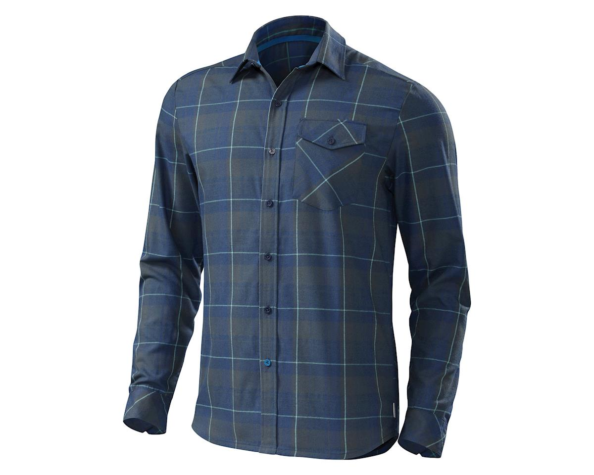 Specialized Utility Flannel Shirt (Navy)
