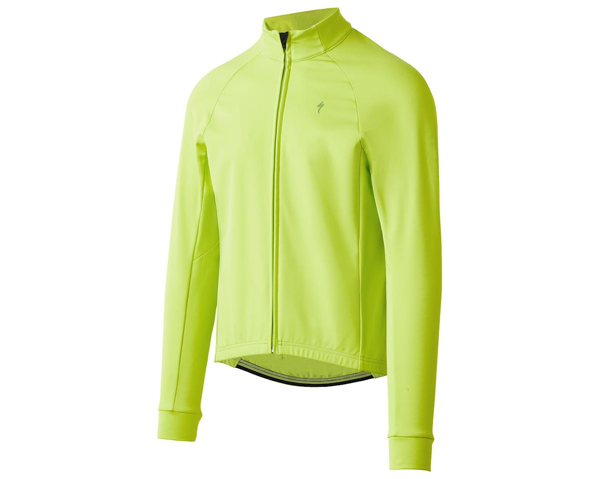 Specialized Men's HyperViz Therminal Wind Long Sleeve Jersey (HyperViz) (L)
