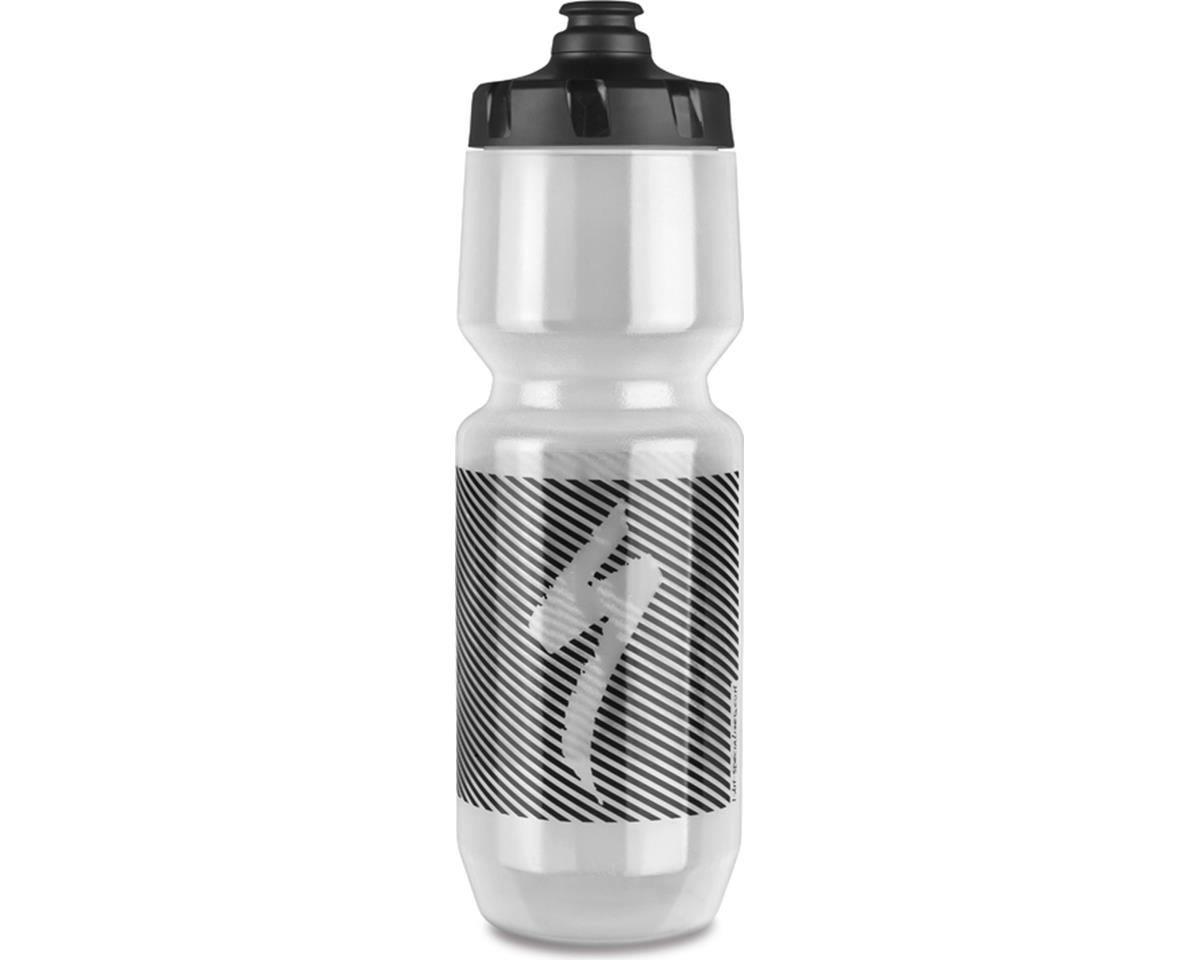 Specialized Purist MoFlo Water Bottle - Tangled Web (Translucent) (22 OZ)