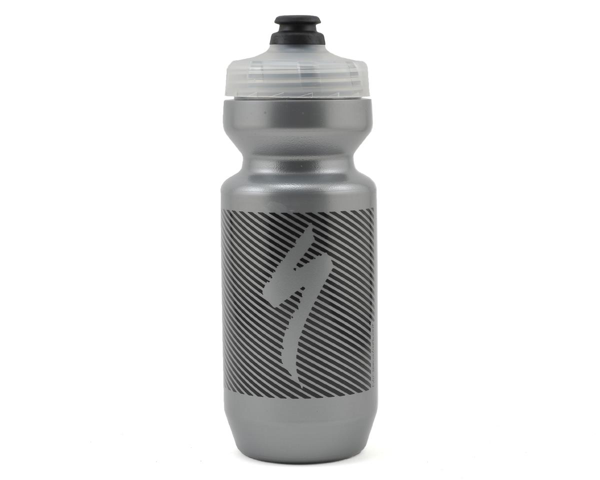Specialized Purist MoFlo Water Bottle (22oz) (Silver)