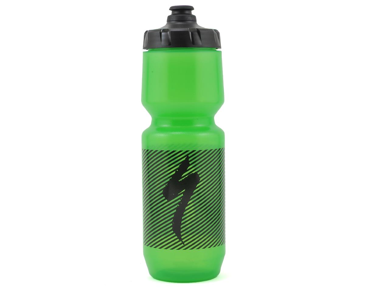 Specialized Purist MoFlo Water Bottle (26oz) (Tinted Green)