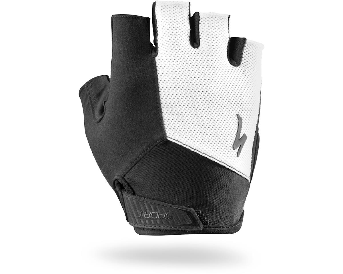 Specialized Sport Glove (Black/White) (2XL)