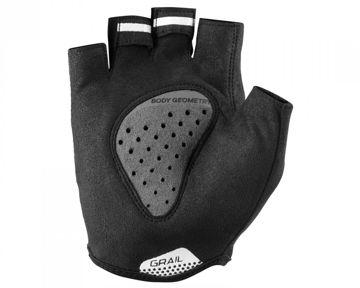 Specialized Body Geometry Grail Short Finger Glove (Black/White) (XL)
