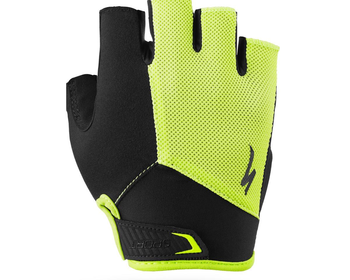 Specialized Sport Gloves (Hyper Green) (2XL)
