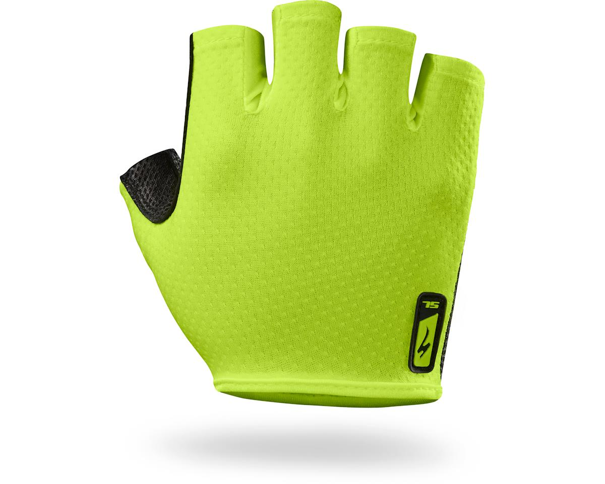 Specialized SL Pro Gloves (Neon Yellow) (2XL)