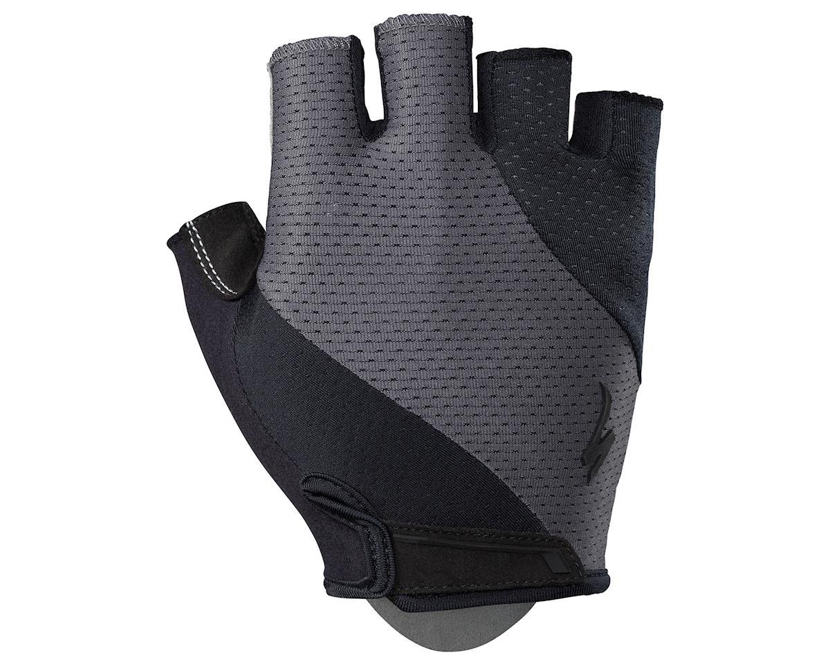 Specialized Body Geometry Gel Gloves (Black/Carbon Grey) (XL)