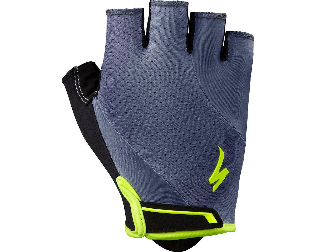 Specialized Women's Body Geometry Gel Gloves (Carbon Grey/Neon Yellow)