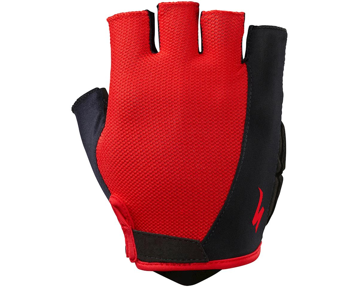Specialized Body Geometry Sport Gloves (Red)