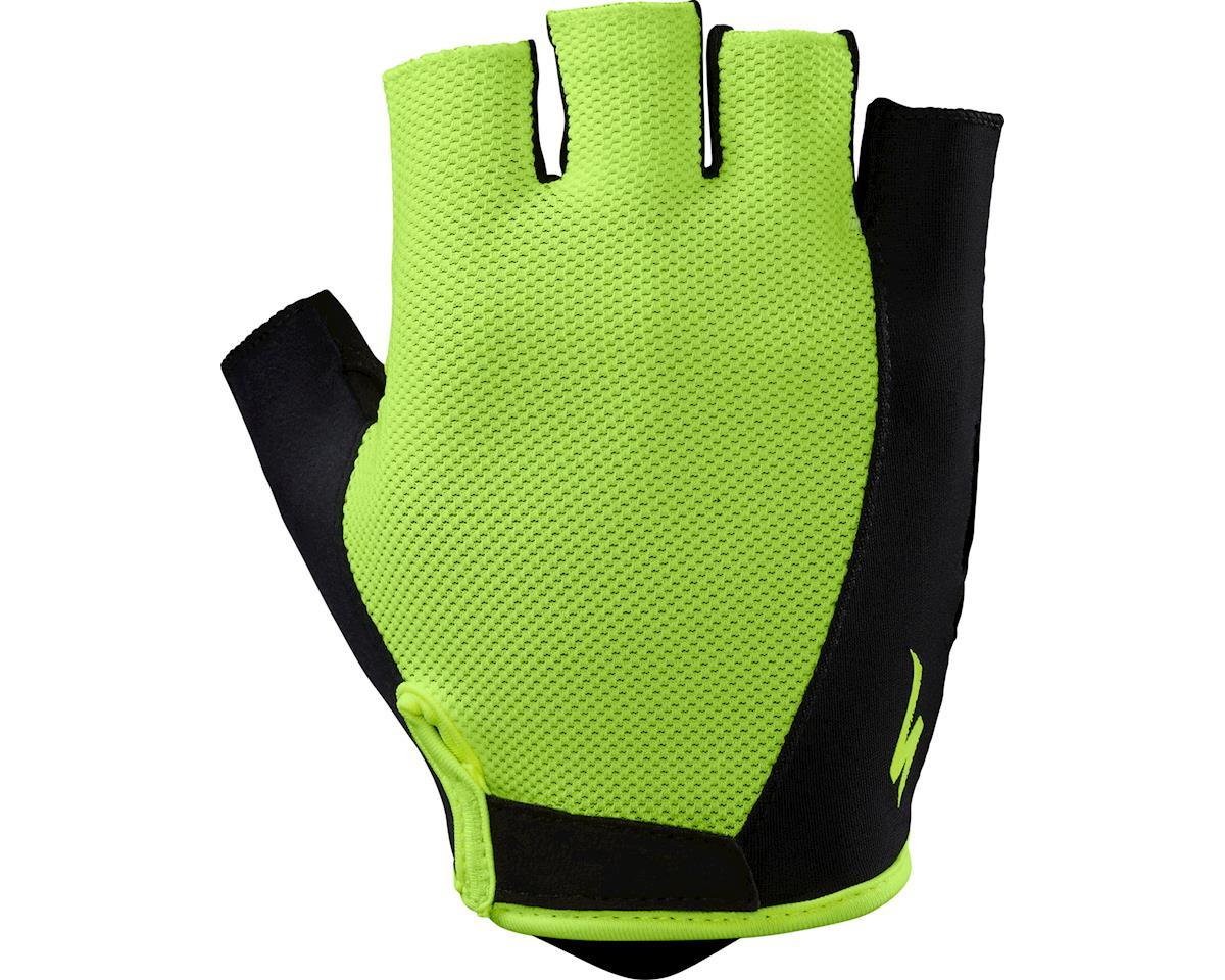 Specialized Body Geometry Sport Gloves (Neon Yellow) (2XL)