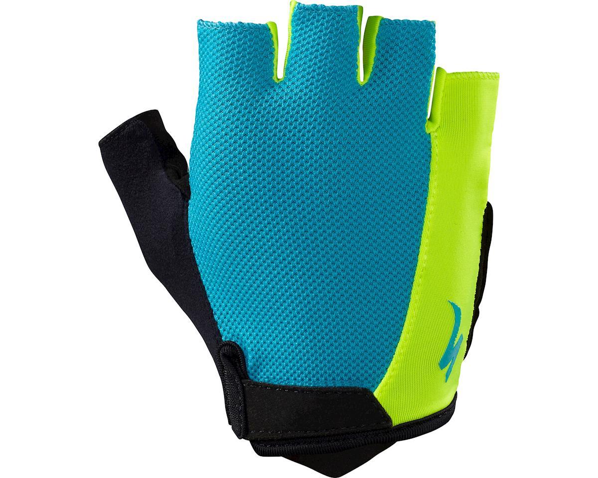 Specialized Women's Body Geometry Sport Gloves (Turquoise)