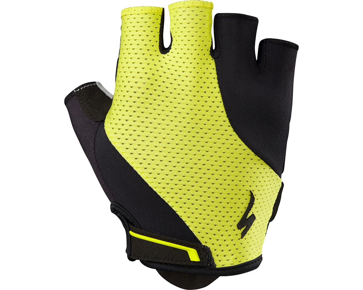 Specialized Body Geometry Gel Gloves (Limon) (2XL)